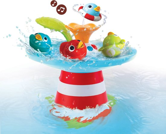 b7be53c8831334 bol.com | Yookidoo - Badspeelgoed - Musical Duck Race - One Size ...