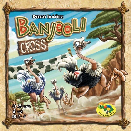 Jumping Turtle Games Banjooli Cross Kinderen Reizen/avontuur