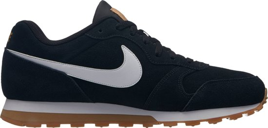 a028b3c811f bol.com | Nike Heren Sneakers Md Runner 2 Men - Zwart - Maat 38+