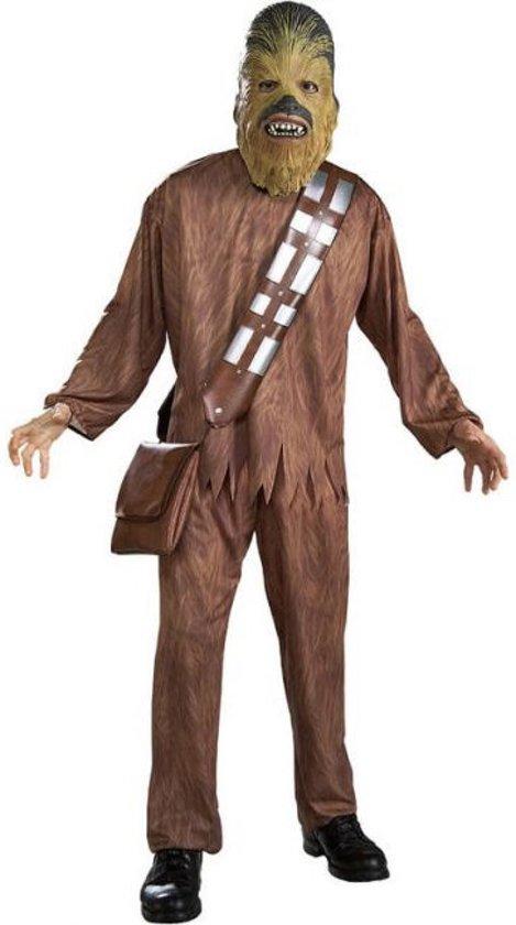Chewbacca ™ kostuum voor mannen Star Wars ™ - Volwassenen kostuums