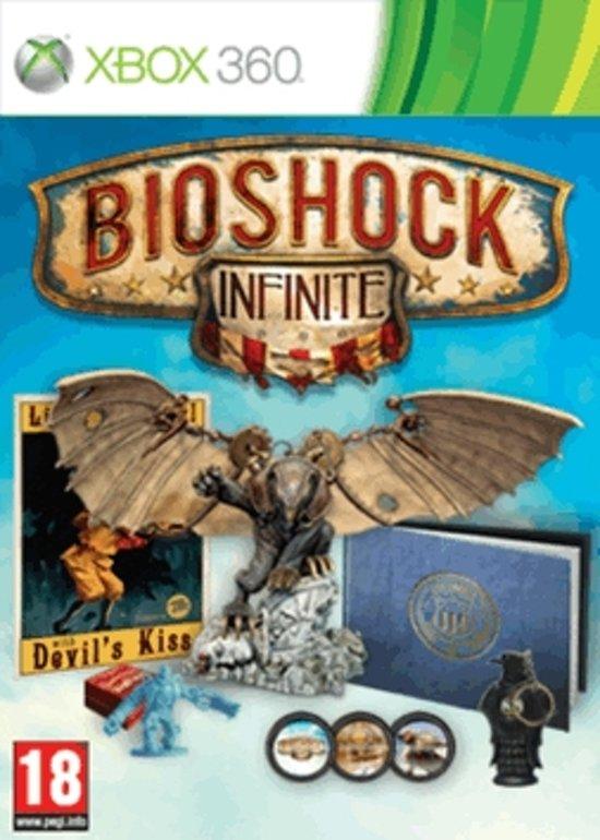 Bioshock Infinite - Ultimate Songbird Edition