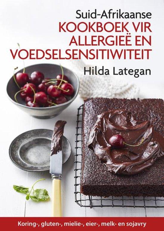 SA kookboek vir allergieë en voedselsensitiwiteit