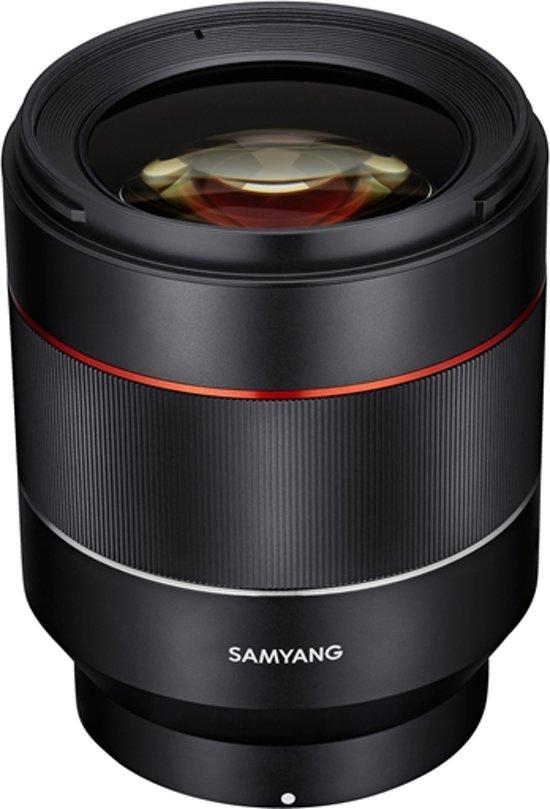 Samyang 50mm F1.4 AF Sony E-Mount
