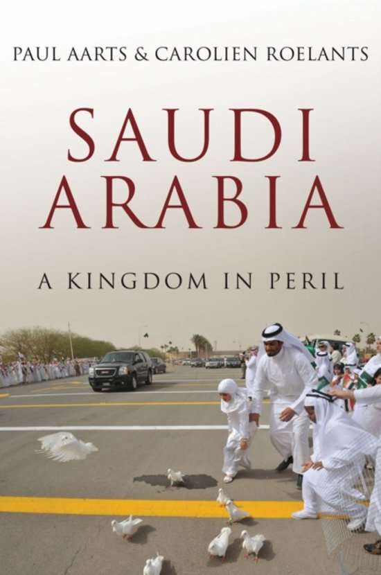 Boek cover Saudi Arabia van Paul Aarts (Paperback)