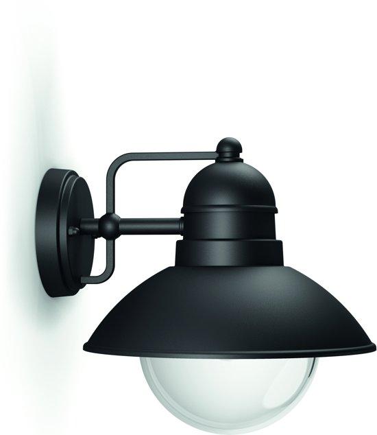 Philips myGarden Hoverfly - Wandlamp - 1 Lichtpunt - zwart