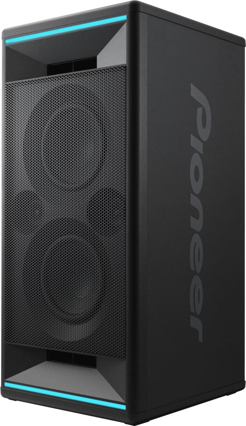Pioneer ClubSound Club7 Bluetooth Speaker - Zwart