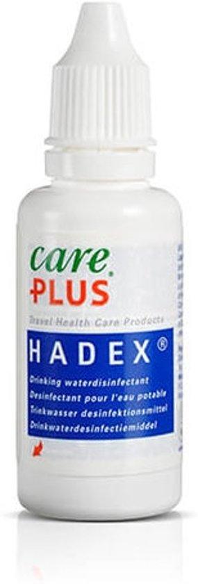 Hadex gebruiksaanwijzing