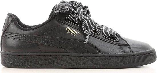   Puma Basket Heart W Black Black Maat 37.5