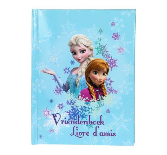 Bol Com Disney Violetta Frozen Vriendenboek