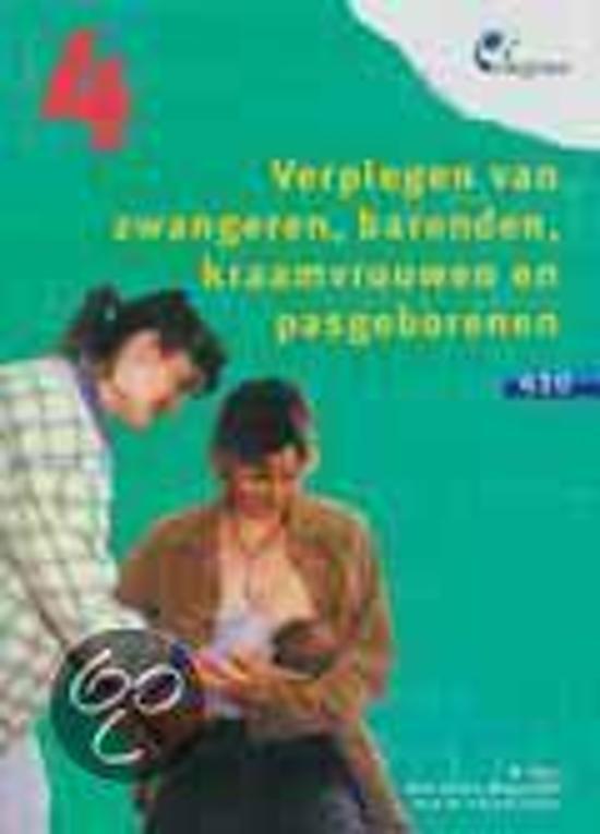 INTEGRAAL: VERPLEGEN ZWANGEREN,BARENDEN, - M. Vaas |