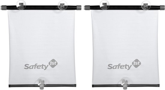 Safety 1st - Zonnescherm Auto met oprolsysteem (X2)