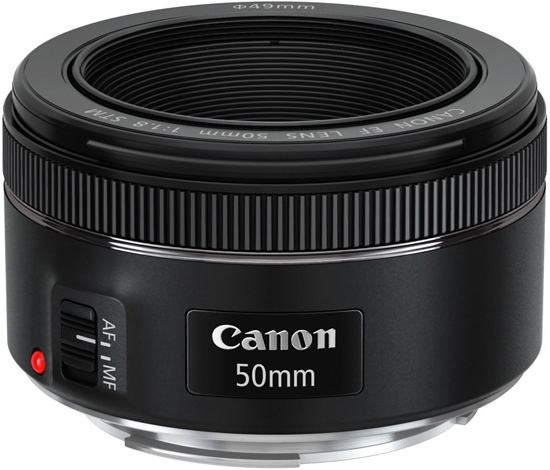 Canon – 50 mm Lens