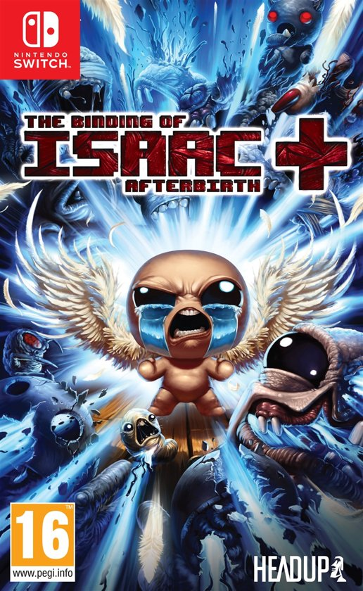 Binding of Isaac Afterbirth Switch kopen
