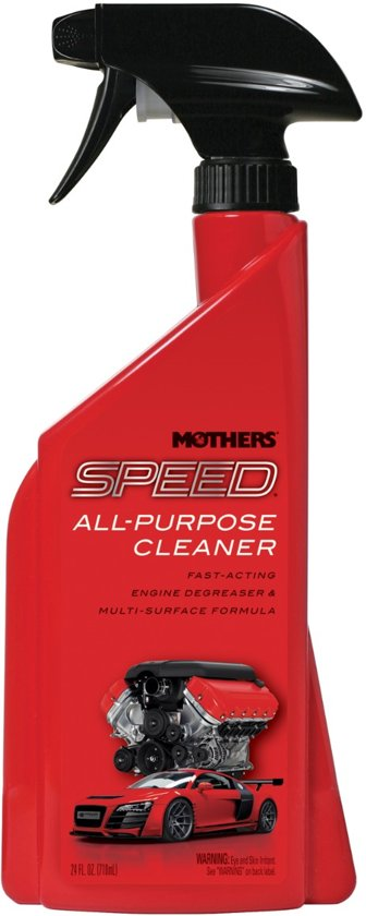 Mothers Wax Speed - All-Purpose Multi Surface Cleaner - 710ml