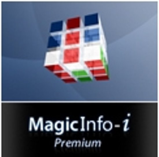 Samsung MagicInfo Premium Server for S Player 3 0