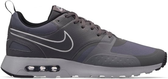 Vision Schoenen Donker Sneakers Max 42 Air Nike Grijs Twfqap6x