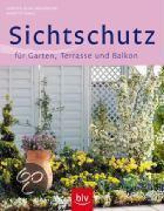 Bolcom Sichtschutz Für Garten Terrasse Und Balkon Christa Klus