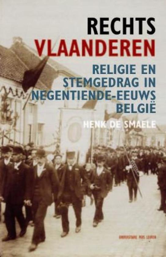 Kadoc studies 33 Rechts Vlaanderen
