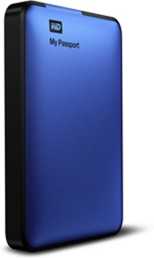 Western Digital My Passport - 1TB / USB 3.0 / Blauw