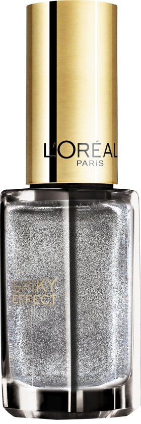 L'Oréal Paris Color Riche Le Vernis - 891 Noir Whisper - Metallic - Nagellak