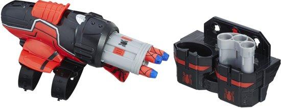 NERF Spider-Man Rapid Reload - Blaster