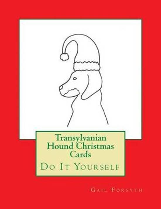 Transylvanian Hound Christmas Cards