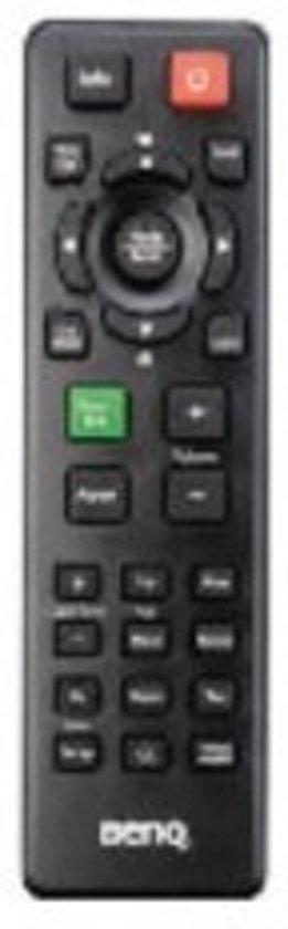 Benq 5J.J9V06.001 afstandsbediening IR Draadloos Projector Drukknopen