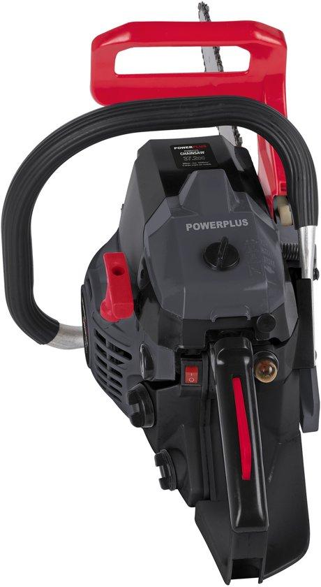 Powerplus POWEG2010 Benzine Kettingzaag - 37,2 CC - 35 cm