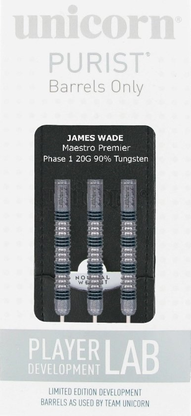 Maestro Purist James Wade Phase 1 90%-20 gram