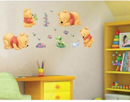 Muursticker Winnie The Pooh.Bol Com Baby Winnie De Pooh Muursticker