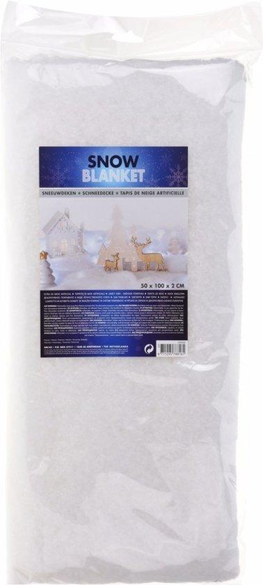 Sneeuwdeken op rol 100 cm Valentinaa