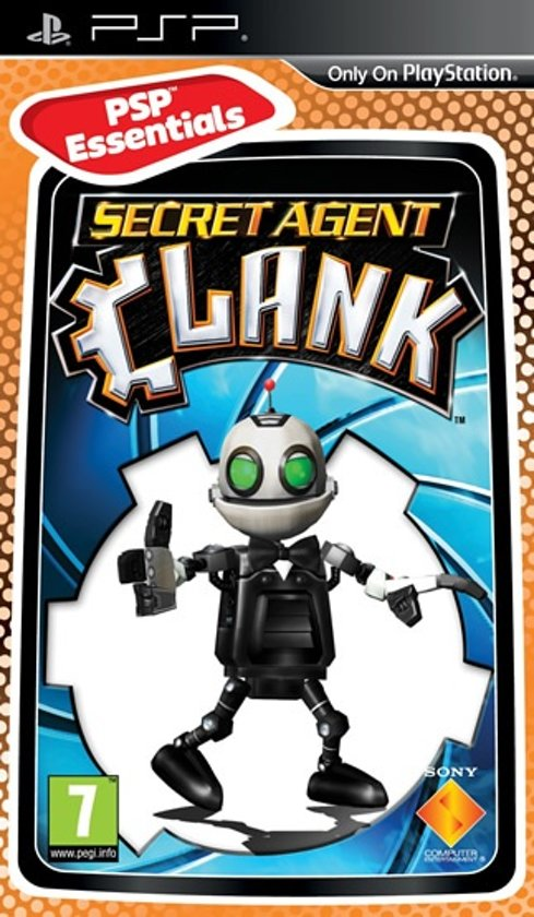 Secret Agent Clank - Essentials Edition