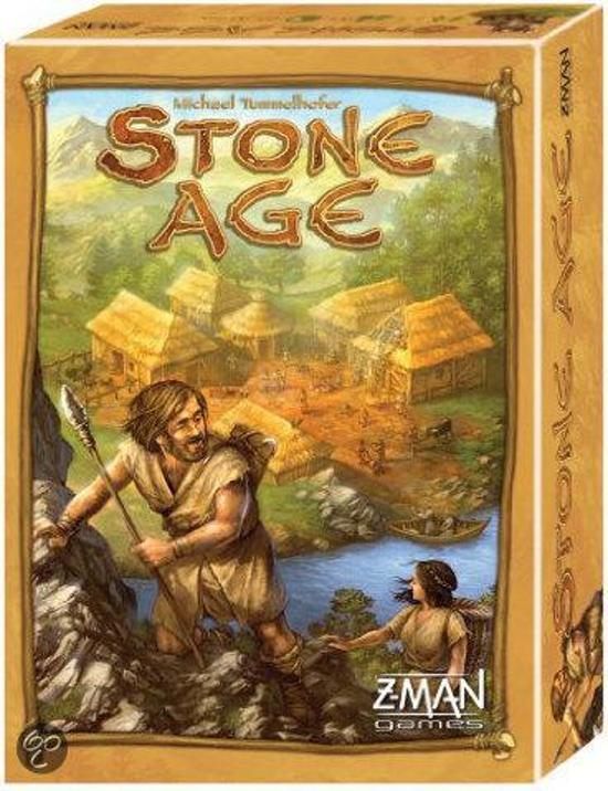 Afbeelding van het spel Stone Age - Kaartspel