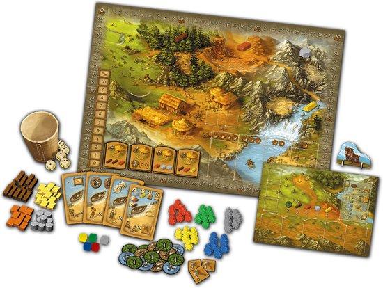 Thumbnail van een extra afbeelding van het spel Stone Age - Kaartspel