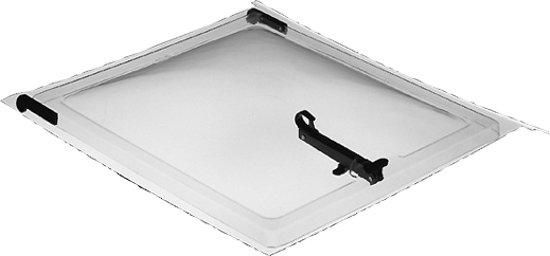 Ubbink Kompleet bovenlicht voor diverse PE dakramen 445 x 740mm