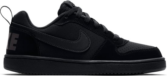 Sneakers Low Maat Meisjes 38 Court Borough kids Zwart Nike 5IRzfxf