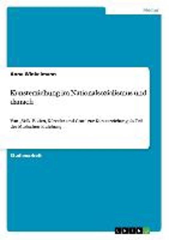Boek cover Kunsterziehung Im Nationalsozialismus Und Danach van Anna Winkelmann (Paperback)