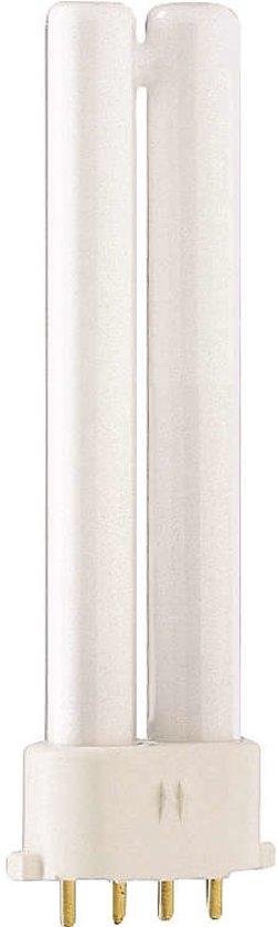 Philips MASTER PL-S 4P 7.1W 2G7 A Warm wit fluorescente lamp