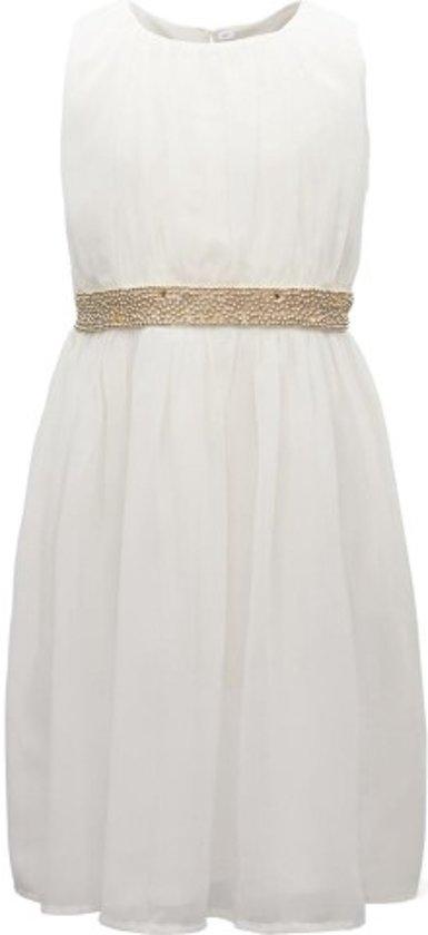 witte meiden jurken