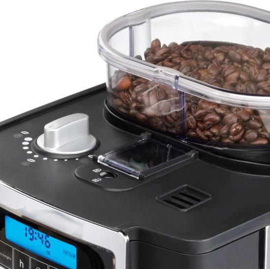 Princess 249402 Coffee Maker & Grinder Deluxe Koffiezetapparaat