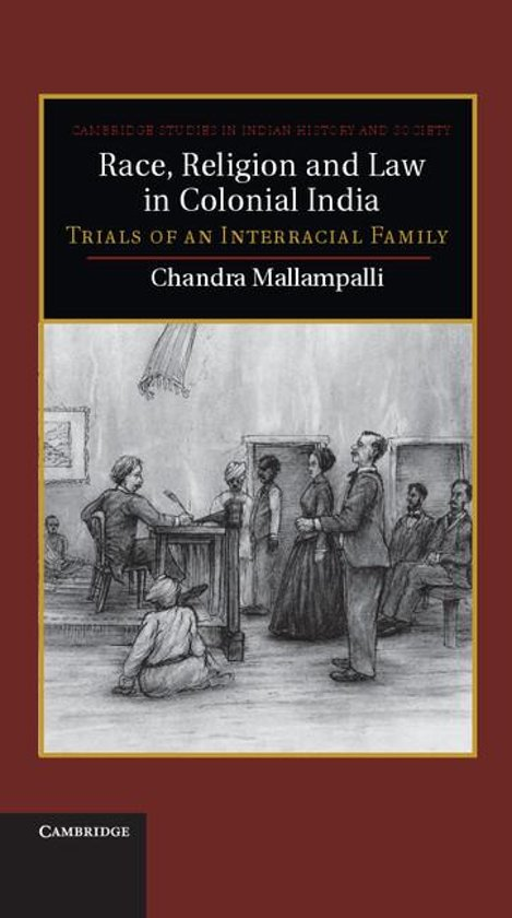 Race, Religion and Law in Colonial India