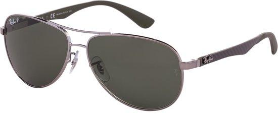 619cbacaf9 Ray-Ban RB8313 004 N5 - zonnebril - Carbon Fibre - Staalgrijs Grijs