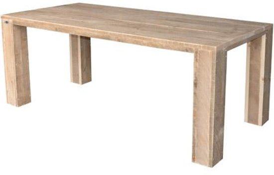 Tuintafel steigerhout u olthuis meubelmakerij