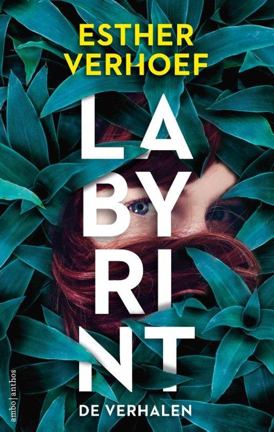 Boek cover Labyrint- De verhalen van Esther Verhoef (Paperback)