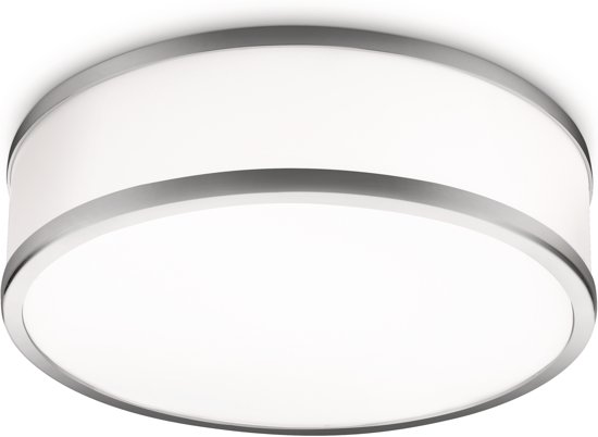 Badkamer Wandlamp Chroom : Bol.com dew ceiling lamp chrome 1x20w 230v