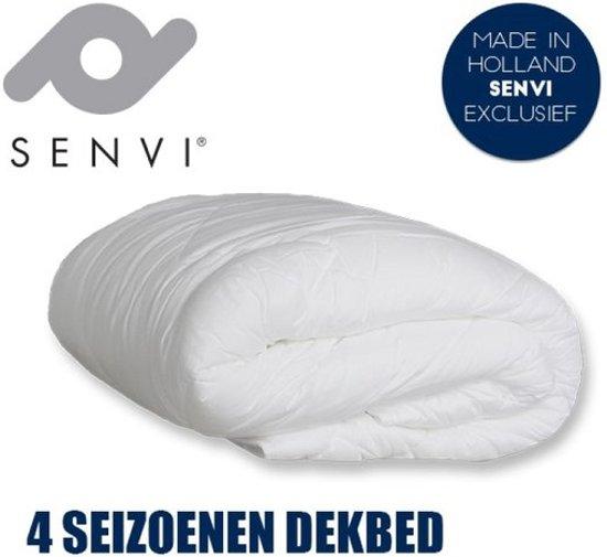 Senvi® 4 SEIZOENEN dekbed in 3 formaten 200x220cm