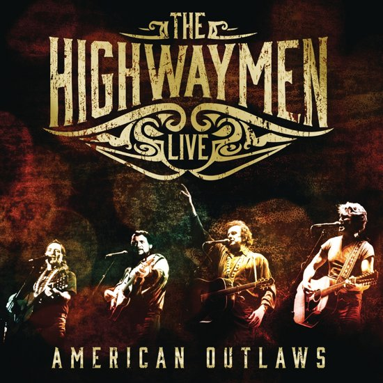 Live - American Outlaws (CD+Blu-ray)