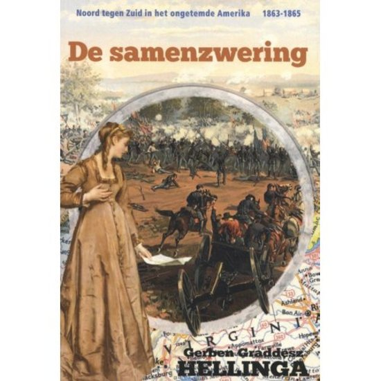De samenzwering by Gerben Graddesz Hellinga