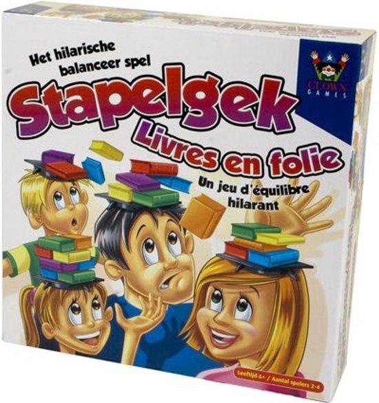 Afbeelding van het spel Stapelgek