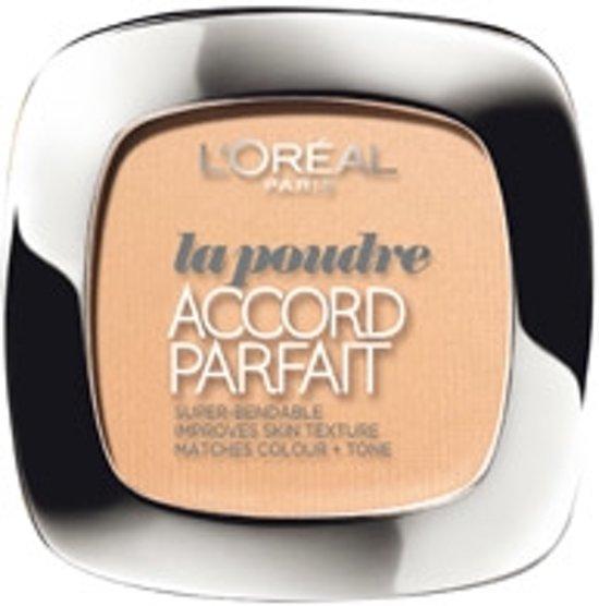 L'Oréal Paris Make-Up Designer Accord Parfait - R5/C5 Sable Rosé - Poeder